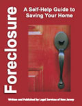Foreclosure—A Self-Help Guide to Saving Your Home